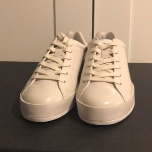 Rag and Bone White RB1 Sneakers